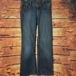 CAbi Contemporary Fit Jeans Size 2